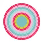 Sizzix - Framelits Dies - Circles, Dotted