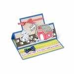 Sizzix - Framelits Die with Clear Acrylic Stamp Set - Doggone Cute