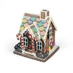 Sizzix - Tim Holtz - Alterations Collection - Christmas - Bigz Die - Village Gingerbread