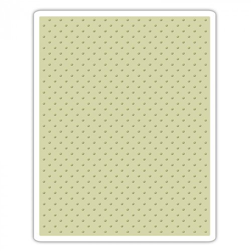 Embossing Folder - Tiny Dots