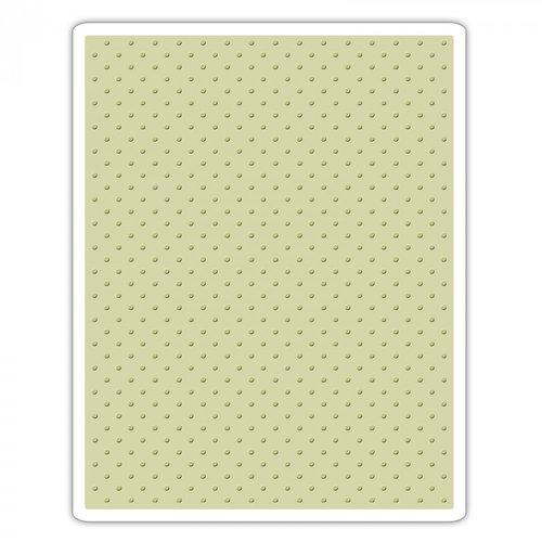 Embossing Folder - Tiny Dots