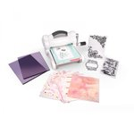 Sizzix - Big Shot Starter Kit, Inspired by David Tutera - White and Gray