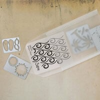 Sizzix - Tim Holtz - Alterations Collection - Sidekick - Side-Order Accessories - Storage Envelopes