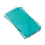Sizzix - Cutting Pads - Mini - 1 Pair - For Sidekick Machine - Aqua