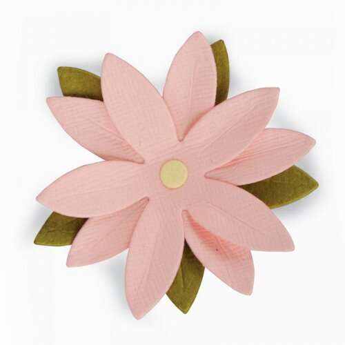 Sizzix - Thinlits Die - Pretty Flower