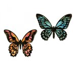 Sizzix Alterations Mini Detailed Butterflies Thinlits Dies