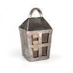 Sizzix - Tim Holtz - Alterations Collection - Bigz L Die - Lantern Box