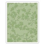 Sizzix - Tim Holtz - Alterations Collection - Texture Fades - Embossing Folder - Floral
