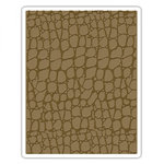 Sizzix - Tim Holtz - Alterations Collection - Texture Fades - Embossing Folder - Croc
