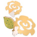 Sizzix - Where Women Cook Collection - Bigz Die - Flowers, 3-D