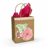 Sizzix - Thinlits Die - Flower Cluster