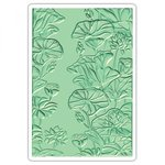 Sizzix - 3D Textured Impressions - Embossing Folders - Lily Pond