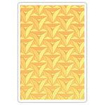 Sizzix - 3D Textured Impressions - Embossing Folders - Prism Geometrics