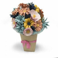 Sizzix - Bigz L Die - Bundle of Flowers