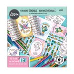 Sizzix - Coloring Sendables - Mini Motivationals