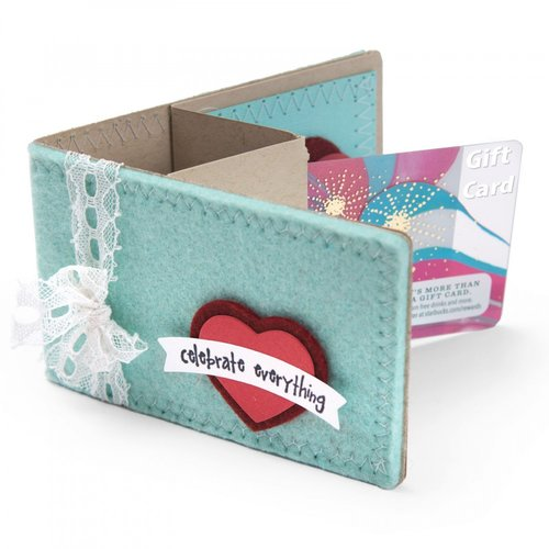 Sizzix - Picture This Collection - Bigz L Die - Card, Slider