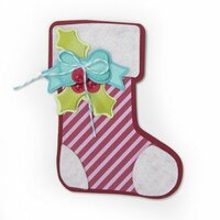 Sizzix - Framelits Die - Stocking Fold-its