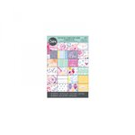 Sizzix - Planner Pages and More Collection - 4 x 6 Cardstock Pad