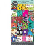 Sizzix - My Happy Life Collection - 6 x 12 Cardstock Pad