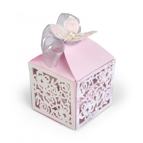 Sizzix - Thinlits Die - Butterfly Favor Box