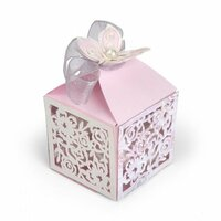 Sizzix - Thinlits Die - Butterfly Favor Box