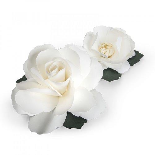 Sizzix - Celebrations Collection - Framelits Die - Large Rose