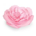 Sizzix - Celebrations Collection - Framelits Die - Large Peony