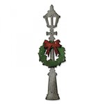 Sizzix - Tim Holtz - Alterations Collection - Christmas - Bigz Die - Lamp Post