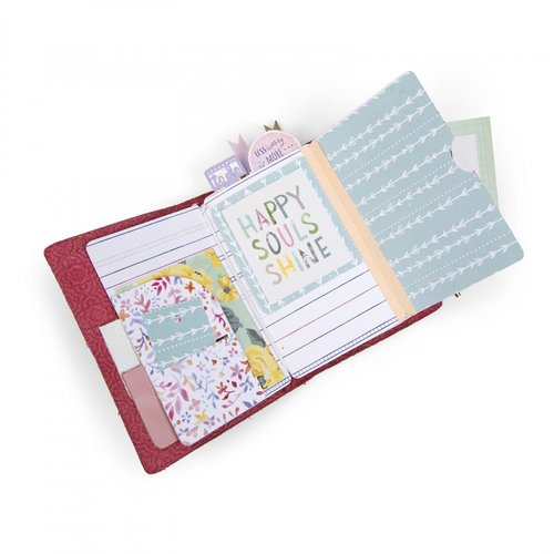 Sizzix - Planner Pages and More Collection - Thinlits Die - Traveler's Notebook Inserts