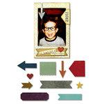 Sizzix - Tim Holtz - Alterations Collection - Thinlits Die - Pocket Frame