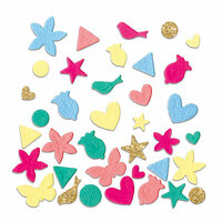 Sizzix - Envelope Liners Collection - Thinlits Die - Confetti