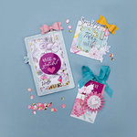 Sizzix - DIY Kit - Travelers Notebook Embellishments