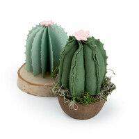 Sizzix - Bigz Die - Barrel Cactus