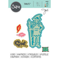 Sizzix - Thinlits Die - Fairy 4