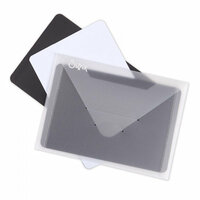 Sizzix - Plastic Envelopes - 5 x 6.875 - 3 Pack