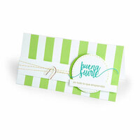 Sizzix - Celebrating Life Collection - Thinlits Die - Buena Suerte