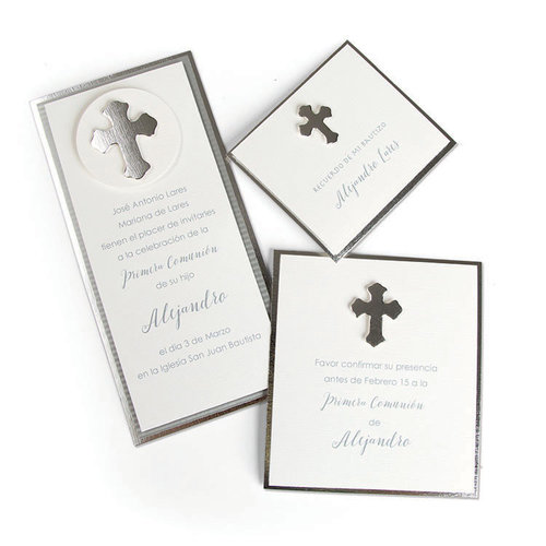Sizzix - Celebrating Life Collection - Framelits Die - Crosses