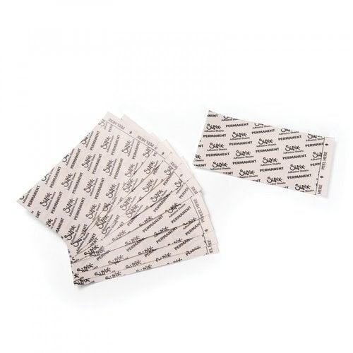 Sizzix - Adhesive Sheets - 2.5 x 4.75 - Permanent - 10 Sheets