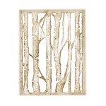 Sizzix - Tim Holtz - Alterations Collection - Christmas - Thinlits Die - Branched Birch