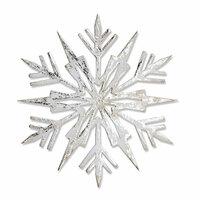 Sizzix - Tim Holtz - Alterations Collection - Bigz Die - Ice Flake