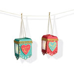 Sizzix - My Happy Life Collection - Bigz Die - Hanging Lantern