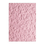 Sizzix - Sending Love Collection - 3D Textured Impressions - Embossing Folders - Confetti Hearts