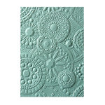 Sizzix - 3D Textured Impressions - Embossing Folders - Mosaic Gems