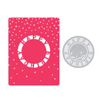 Sizzix - Impresslits Embossing Folder - Happy Birthday