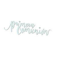Sizzix - Celebrating Life Collection - Thinlits Die - Primera Comunion