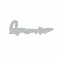 Sizzix - Celebrating Life Collection - Thinlits Die - 15 Years Quinceanos