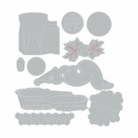 Sizzix - Celebrating Life Collection - Thinlits Die - First Communion Set