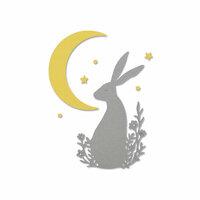 Sizzix - Thinlits Die - Midnight Hare