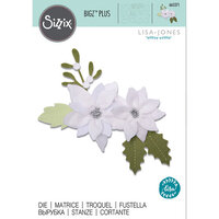 Sizzix - Bigz Plus Die - Christmas Foliage