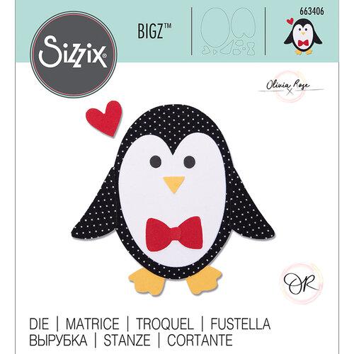 Sizzix - Bigz Die - Penguin 2